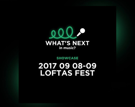 What's Next In Music at LOFTAS FEST